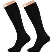 Apollo Heren Medische Compressie sokken Black 2-pack