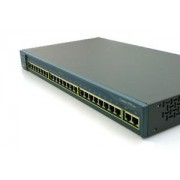 Switch Cisco Catalyst C2950T-24, 24 de porturi, Ethernet 100Base-TX, Ethernet 10Base-T