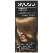 Syoss Professional Performance Haarverf nr. 6-8 Donkerblond
