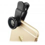 Universal Camera Lens Kit - Black