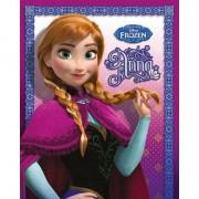 Disney Poster Anna van Frozen 40 x 50 cm - Action products