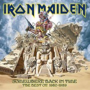 Unbranded Iron Maiden - Somewhere Back in Time [Vinyl] USA import