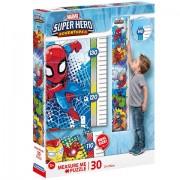 Puzzle Measure Me Marvel Superhero Clementoni 30 piese