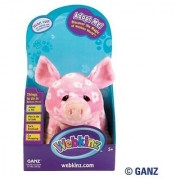 Webkinz Daisy Pig In Box With Trading Cards