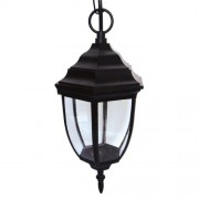 Lampa de gradina Horoz HL277 - CORP DE GRADINA NEGRU