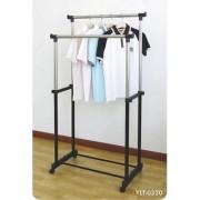 Unique Cartz Premium Quality Double Pole Telescopic Cloth Drying Stand Rack Upto 25 KG