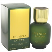 Loewe Esencia Eau De Toilette Spray 5.1 oz / 151 mL Fragrances 437143