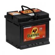 Banner Starting Bull 12V 45Ah 400A 54559 autó akkumulátor jobb+ (+AJÁNDÉK!)
