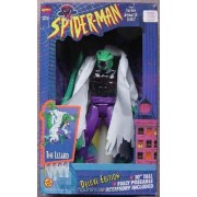 """The Lizard Action Figure - Deluxe edition - Spider-Man - Marvel - Toy Biz - 10"""" Tall - Fully Poseabl"""