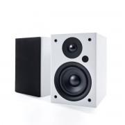 Argon Audio: TEMPO A4 Actieve Boekenplank Speakers 2 stuks - Wit