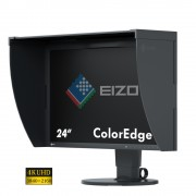 EIZO Monitor LCD 24' CG248-BK, 4K UHD (3840x2160), ColorEdge