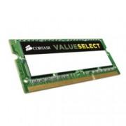 4GB DDR3L 1600MHz SODIMM, Corsair, доживотна гаранция, 1.35V