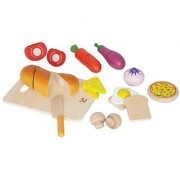 Hape - Playfully Delicious - Chefs Choice Wooden Play Food Set