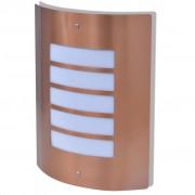 vidaXL Outdoor Wall Light Stainless Steel Copper