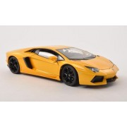 Lamborghini Aventador LP 700-4, metallic-yellow, Model Car, Ready-made, Welly 1:24