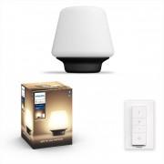 Philips Hue 40801/30/P6 LED stolní svítidlo Wellness 1x9,5W E27 2200-6500K - Bluetooth, s dálkovým ovladačem
