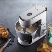 WMF KÜCHENminis® One for All Küchenmaschine Grau metallic 400 Watt