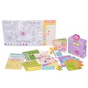 PodSquad 8-in-1 Multi-Activity Educational Box: The Dazzling Doodler Box, Art and Doodle activities for kids ages 4 to 7 years, Birthday gift for kids