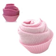 Baby Cup Cakes (socks)