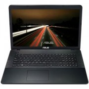 Лаптоп ASUS X751NV-TY001, N4200, 17.3 инча , 4GB, 1TB, Linux, ASUS X751NV-TY001 /17/N4200