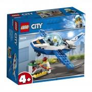 Lego City Police (60206). Pattugliamento della Polizia aerea