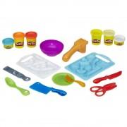 Hasbro play-doh crea e servi