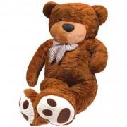Aa commerce xxl mega teddybeer - beer knuffel - grote reuze pluche knuffelbeer - teddy bear groot - 190cm