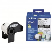 ROLA ETICHETE LAMINATE PENTRU CD/DVD DK11207 ORIGINAL BROTHER P-TOUCH QL-1050