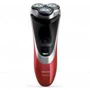 100% Philips profesional máquina de afeitar eléctrica AT800 Rotary recargable para hombres con Triple flotante cuchillas mojado y seco de afeitar(PhilipsAT800)