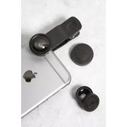 Swipe - Lot d'objectifs 3 en 1 pour smartphone- taille: ALL