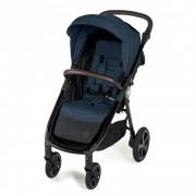 Carucior sport cu roti gonflabile Baby Design Look Air 03 Navy 2020