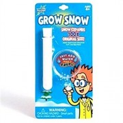Be Amazing Grow Snow Blister Card