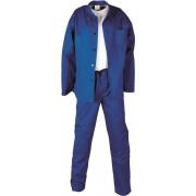 Costum salopeta clasica KLASIK pantaloni talie