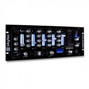 STM-3005REC Mixer DJ 4 canali USB MP3 REC EQ