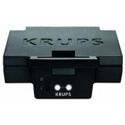Krups Fdk 451 Appareil À Croque-Monsieur 850 W, Plaques 25 X 12 Cm Noir