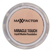 Max Factor Miracle Touch Liquid Illusion Foundation 11,5G 65 Rose Beige Per Donna (Cosmetic)