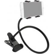 StudioKing CLP02 Mobiele telefoon/Smartphone Zwart Actieve houder