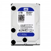 "HDD WD 3TB, Desktop Blue, WD30EZRZ, 3.5"", SATA3, 5400RPM, 64MB, 24mj"