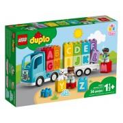 Lego Конструктор Lego Duplo Грузовик Алфавит 10915