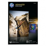 HP Advanced Glossy Photo Paper - 20 listova/A3/29.7 x 42 Q8697A