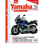 Motorbuch-Verlag Reparaturanleitung Bucheli Yamaha TDM 900