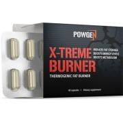 PowGen X-Treme Burner Fitness Fatburner mit einem thermogenen Effekt 60 Kapslen PowGen