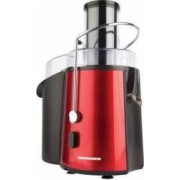 Storcator de fructe Heinner XF-1000RD 1000W 2 viteze Recipient suc 1L Recipient pulpa 2L Rosu