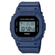 Casio Baby-g Digital Black Dial Womens Watch-B201 (BGD-560DE-2DR)