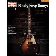 Hal Leonard Deluxe Guitar Play-Along: Really Easy Songs
