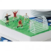 Wilton Cake Decorating Football-Soccer Set/7