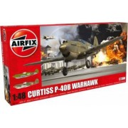 Kit constructie Airfix Curtiss P-40B Warhawk