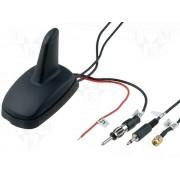 Antena SHARK, GPS, AM, FM, TV, DVB-T (ANT.S11)
