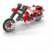 Engino Pico Motorbikes 12 Models, Multi Color