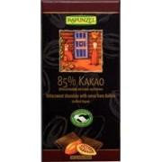 Ciocolata Bio Amaruie 85% Cacao Rapunzel 80gr